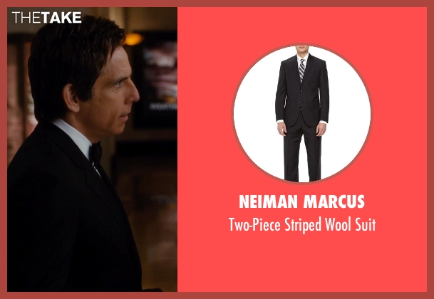 Neiman Marcus black suit from Night at the Museum: Secret of the Tomb seen with Ben Stiller (Larry Daley)