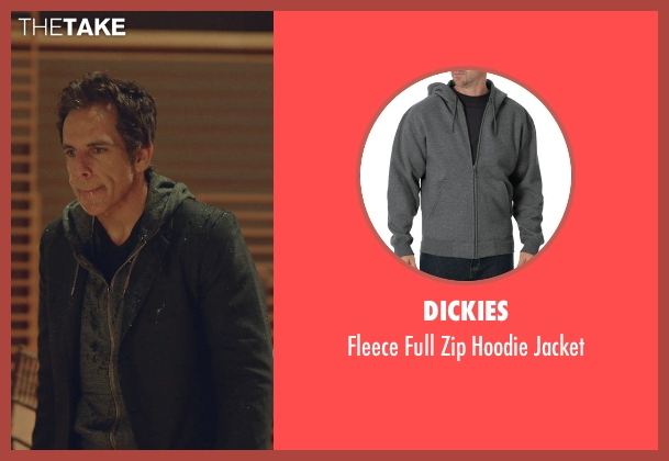 Dickies gray jacket from While We're Young seen with Ben Stiller (Josh)