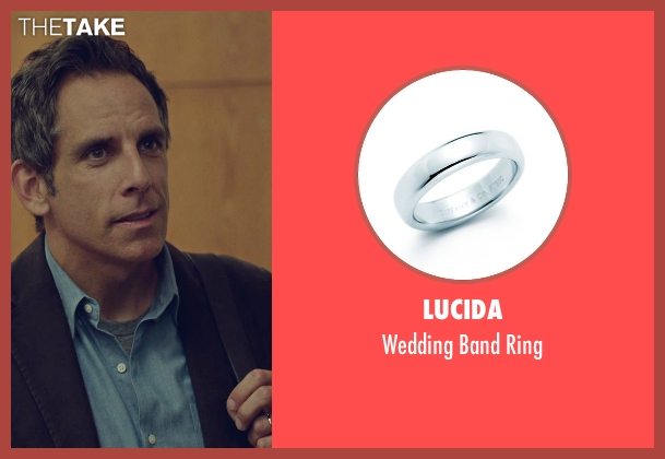Lucida silver ring from While We're Young seen with Ben Stiller (Josh)