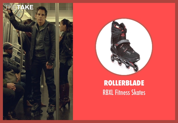 Rollerblade skates from While We're Young seen with Ben Stiller (Josh)