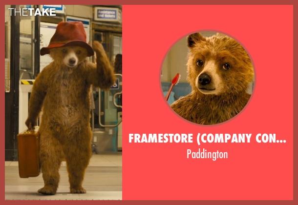 Framestore (Company Concept Designer) paddington from Paddington seen with Ben Whishaw (Paddington (Voice))