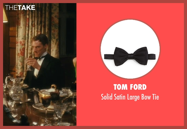 Tom Ford black tie from Atonement seen with Benedict Cumberbatch (Paul Marshall)