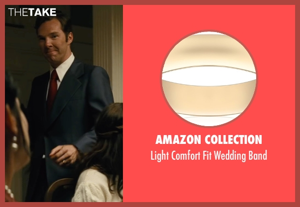 Amazon Collection gold band from Black Mass seen with Benedict Cumberbatch (Bill Bulger)