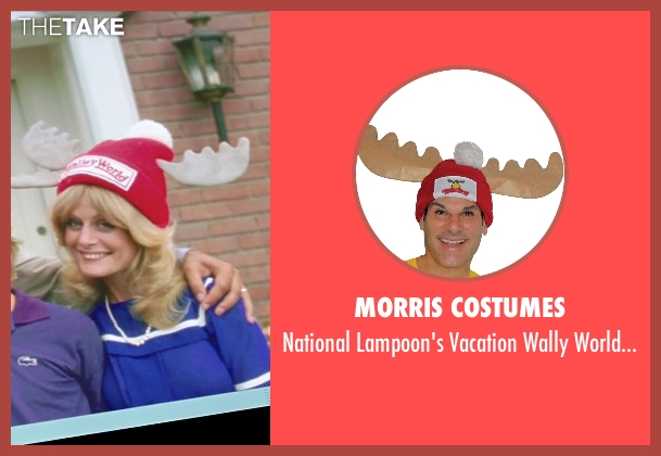 Morris Costumes hat from Vacation seen with Beverly D'Angelo (Ellen Griswold)
