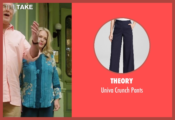 Theory pants from Vacation seen with Beverly D'Angelo (Ellen Griswold)