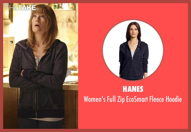 Hanes hoodie from Nashville seen with Beverly O'Connor (Dana Wheeler-Nicholson)