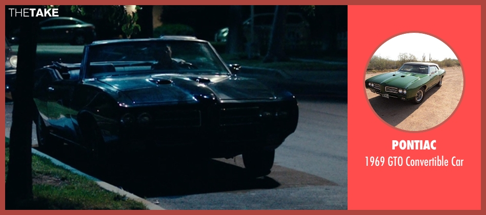 Pontiac car from Rock The Kasbah seen with Bill Murray (Richie Lanz)