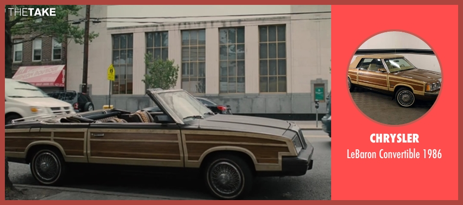 Chrysler 1986 from St. Vincent seen with Bill Murray (St. Vincent de Van Nuys)