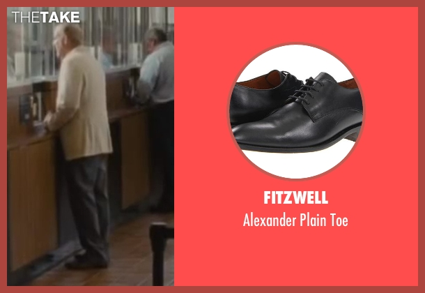 Fitzwell black toe from St. Vincent seen with Bill Murray (St. Vincent de Van Nuys)