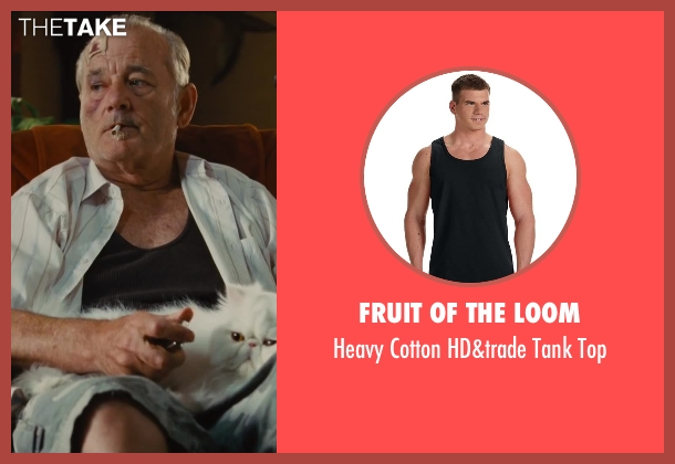 Bill Murray Fruit Of The Loom Heavy Cotton Hd Amp Trade Tank