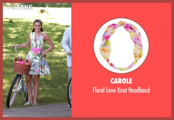 Carole headband from Gossip Girl seen with Blair Waldorf (Leighton Meester)