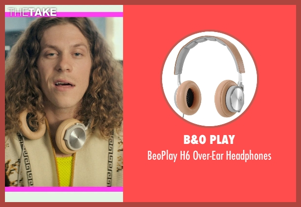 B&O Play beige headphones from Dope seen with Blake Anderson (Will)