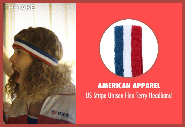 American Apparel headband from Neighbors seen with Blake Anderson (Beer Pong Guy #2)