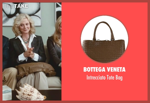 Bottega Veneta brown bag from Little Fockers seen with Blythe Danner (Dina Byrnes)