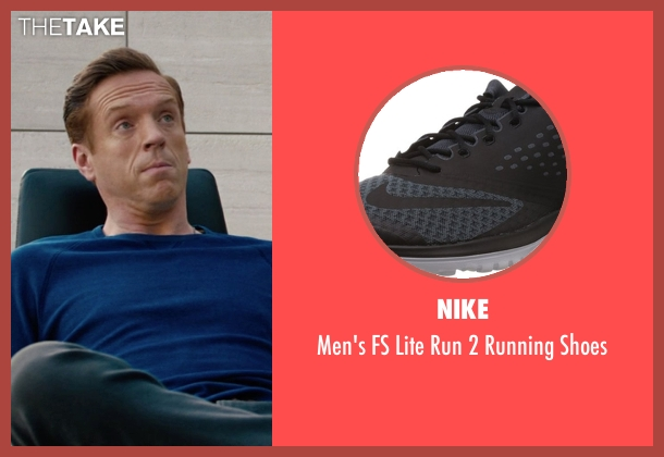 Nike black shoes from Billions seen with Bobby Axelrod (Damian Lewis)