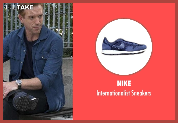 Nike blue sneakers from Billions seen with Bobby Axelrod (Damian Lewis)