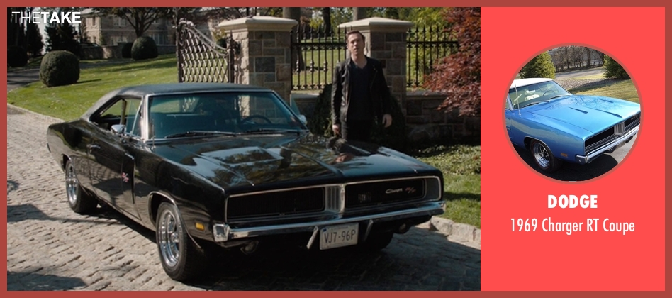 Dodge coupe from Billions seen with Bobby Axelrod (Damian Lewis)