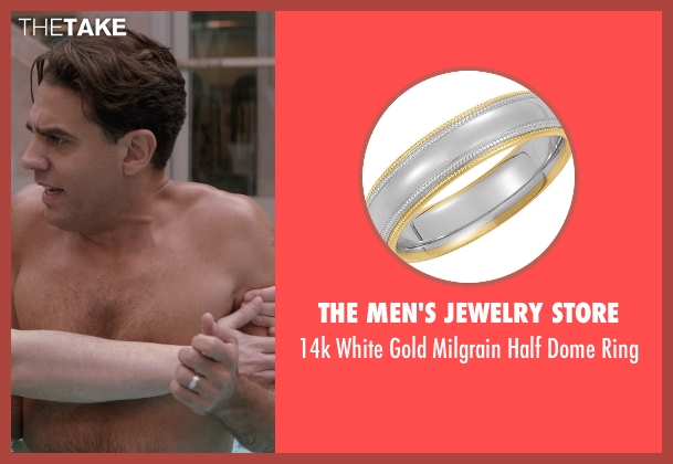 The Men's Jewelry Store ring from Adult Beginners seen with Bobby Cannavale (Danny)
