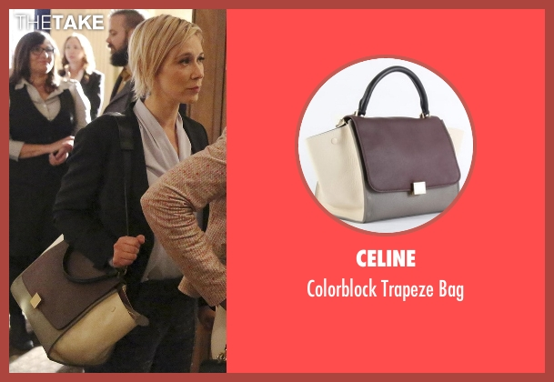 Celine bag from How To Get Away With Murder seen with Bonnie Winterbottom (Liza Weil)