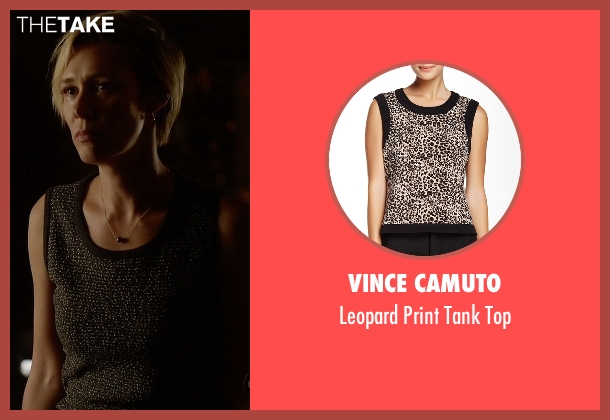 Vince Camuto black top from How To Get Away With Murder seen with Bonnie Winterbottom (Liza Weil)