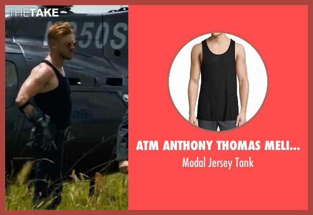 Boyd Holbrook Logan >> Boyd Holbrook ATM Anthony Thomas Melillo Modal Jersey Tank from Logan   TheTake
