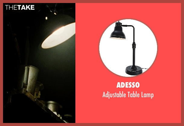 Adesso lamp from Fight Club seen with Brad Pitt (Tyler Durden)
