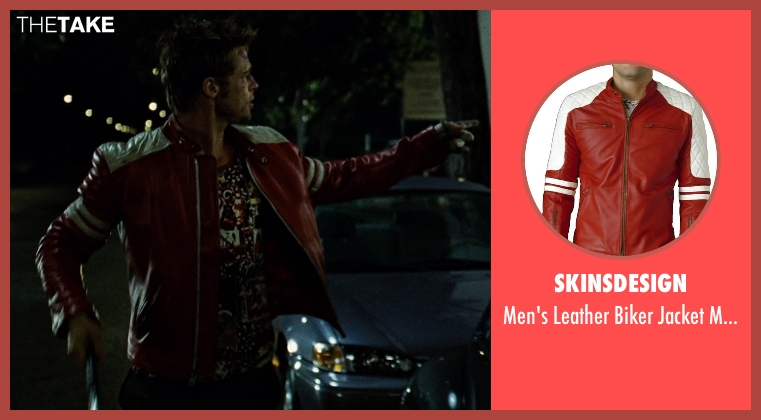 Skinsdesign red mj146 from Fight Club seen with Brad Pitt (Tyler Durden)