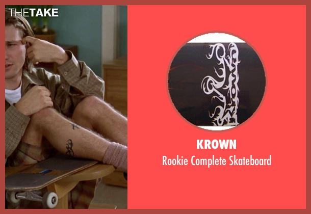Krown skateboard from Clueless seen with Breckin Meyer (Travis)