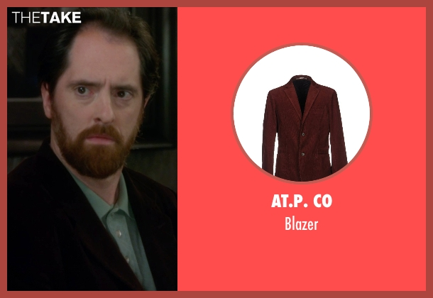 AT.P. CO red blazer from Horrible Bosses 2 seen with Brendan Hunt (Jerry)