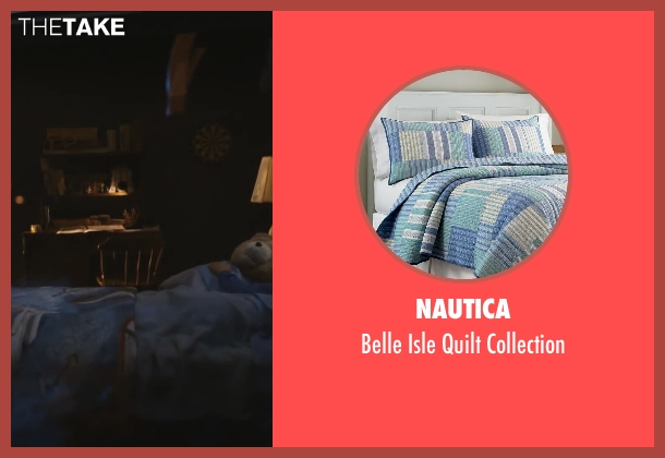Nautica blue collection from Ted seen with Bretton Manley (Young John (as Brett Manley))