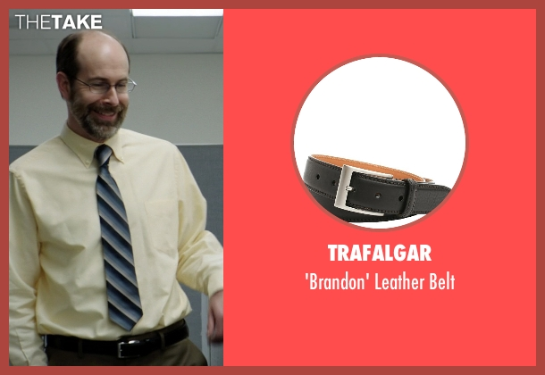 Trafalgar black belt from Neighbors seen with Brian Huskey (Unknown Character)
