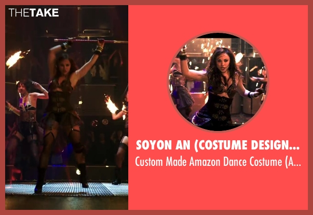 Soyon An (Costume Designer) costume from Step Up: All In seen with Briana Evigan (Andie)