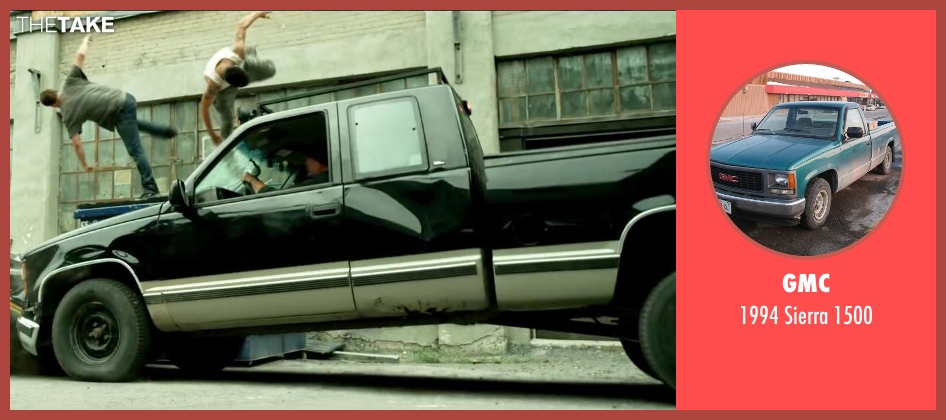 GMC 1500 from Brick Mansions