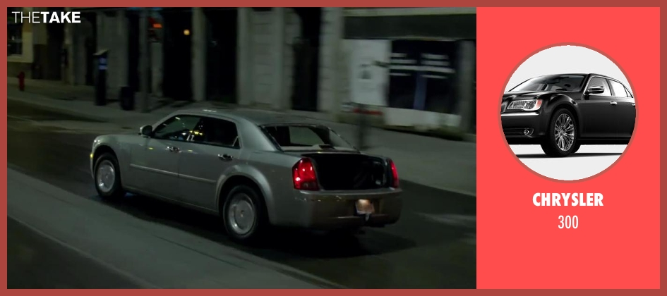CHRYSLER 300 from Brick Mansions