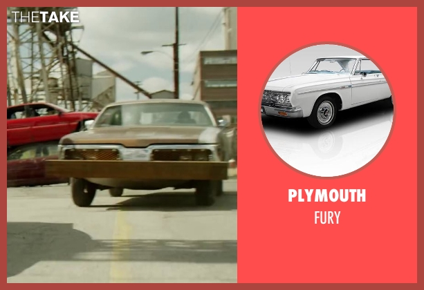 PLYMOUTH fury from Brick Mansions
