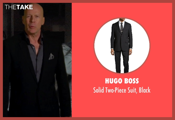 Hugo Boss black black from Vice seen with Bruce Willis (Julian Michaels)