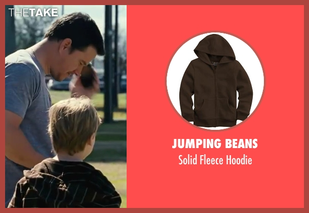 Jumping Beans brown hoodie from Contraband seen with Bryce McDaniel (Eddie)