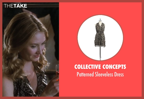 Collective Concepts black dress from Crazy, Stupid, Love. seen with Caitlin Thompson (Taylor)