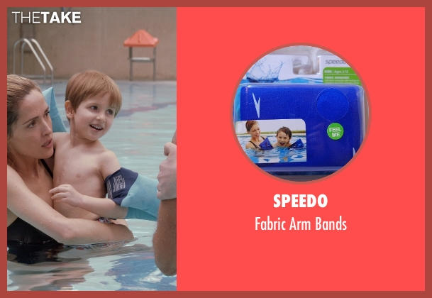 Speedo bands from Adult Beginners seen with Caleb and Matthew Paddock (Teddy)