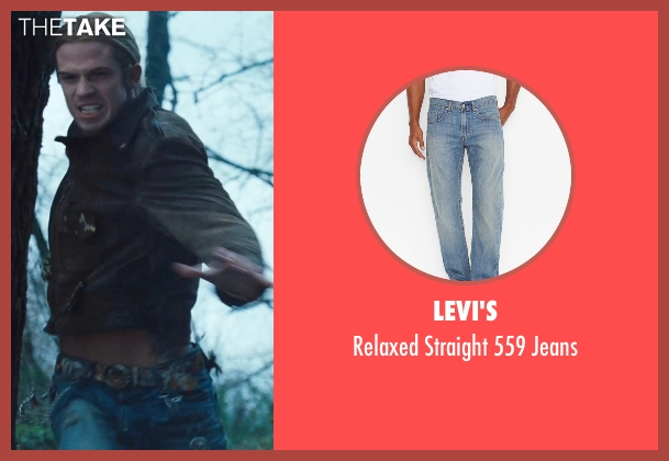 Levi's blue jeans from Twilight seen with Cam Gigandet (James)