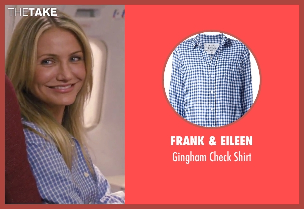 Frank & Eileen blue shirt from Knight and Day seen with Cameron Diaz (June Havens)