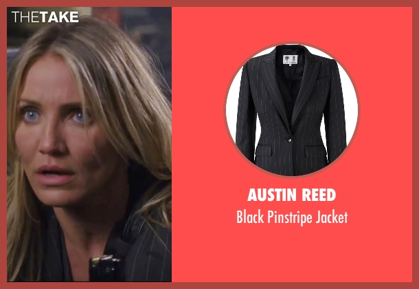 Austin Reed jacket from Knight and Day seen with Cameron Diaz (June Havens)