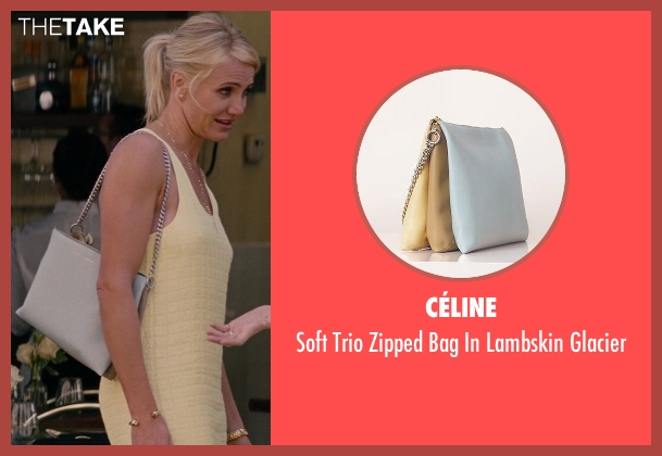 Céline beige glacier from The Other Woman seen with Cameron Diaz (Carly Whitten)