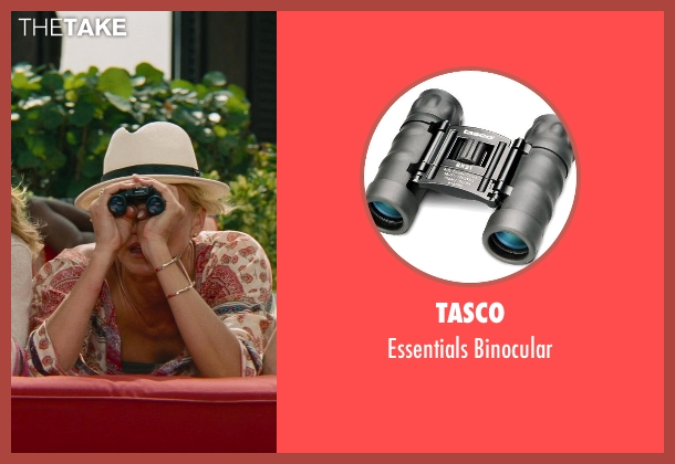 Tasco black binocular from The Other Woman seen with Cameron Diaz (Carly Whitten)