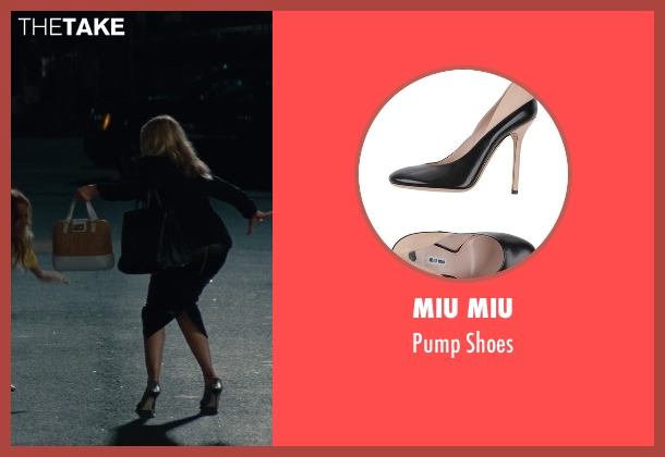 Miu Miu black shoes from The Other Woman seen with Cameron Diaz (Carly Whitten)