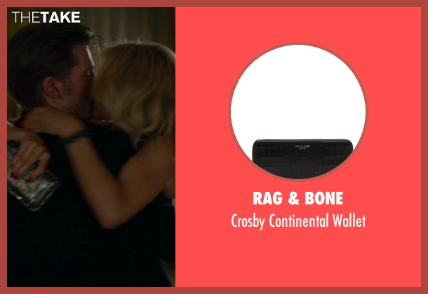 Rag & Bone black wallet from The Other Woman seen with Cameron Diaz (Carly Whitten)