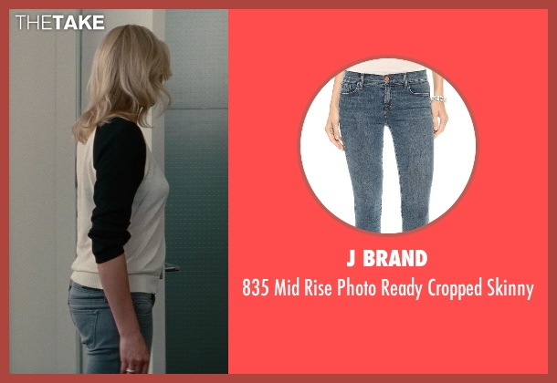 J Brand blue skinny from The Other Woman seen with Cameron Diaz (Carly Whitten)