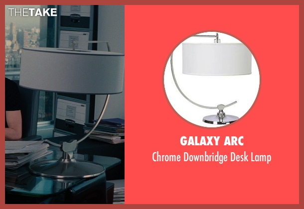 Galaxy Arc lamp from The Other Woman seen with Cameron Diaz (Carly Whitten)