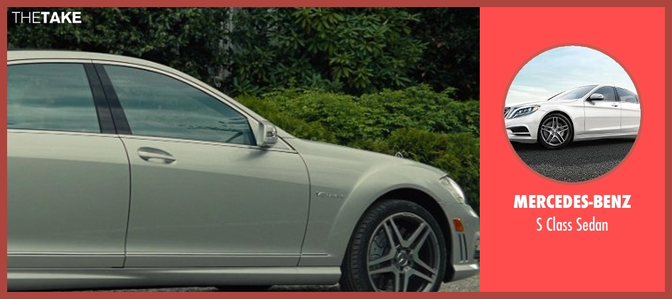 Mercedes-Benz sedan from The Other Woman seen with Cameron Diaz (Carly Whitten)