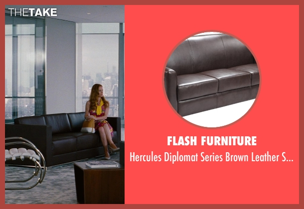 Flash Furniture sofa from The Other Woman seen with Cameron Diaz (Carly Whitten)